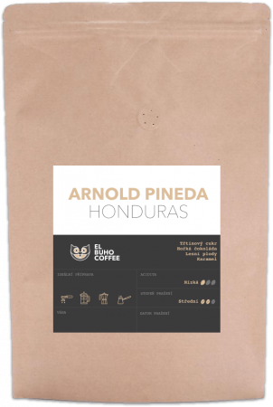 Arnold Pineda - Packaging: 500g