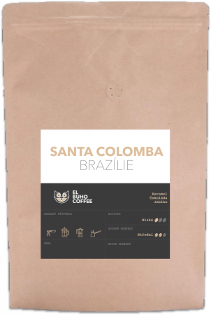 Santa Colomba - Packaging: 500g