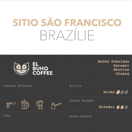 Sítio São Francisco - Packaging: 500g